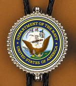 US Navy Bolo Tie
