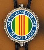 Vietnam Vets of America Bolo Tie