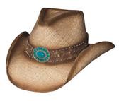 WESTERN SHADOWS  Straw Cowboy Hat by Bullhide® Hats.