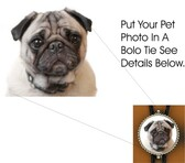 Add Your PET or ANY Photo To Our Bolo Tie, send your image to: theoldwestgallery@gmail.com