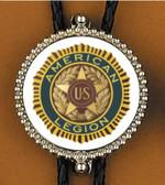 American Legion Bolo Tie
