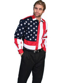 American Pride USA Fancy Shirt