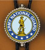 Army National Gaurd Bolo Tie