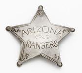 Arizona Range Badge OLD WEST BADGES