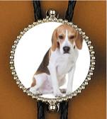 Beagle Bolo Tie