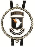 101st Airborne Division Bolo Tie