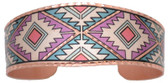 New Copper Cuff Bracelet Color SW Design