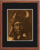 Bull Chief Framed
