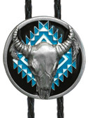 Buffalo Head Indian Bolo Tie Made in USA