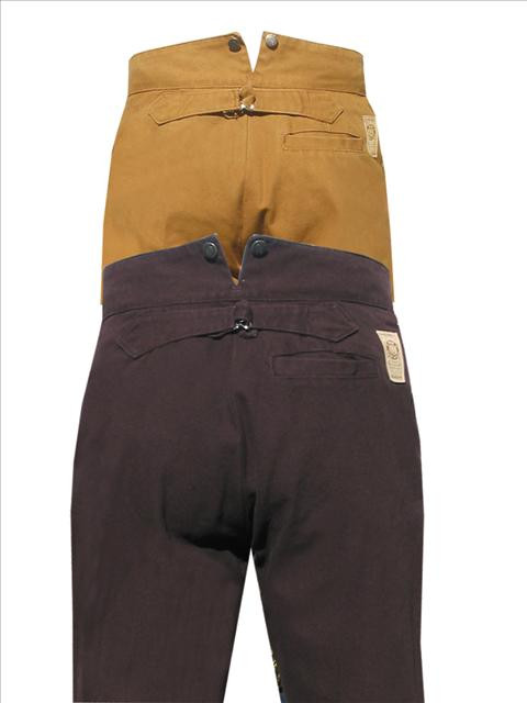 9a848a15 Canvas Frontier Pants Worn In Tombstone Worn By Cowboys Of The ...