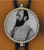 Civil War Stonewall Jackson Bolo Tie