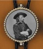 Civil War George Armstong Custer Bolo Tie