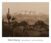 Cowboy Silhouette Artist: Robert Dawson