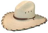 Cowhand Wrangler High Quality Palm  Cowboy Hat