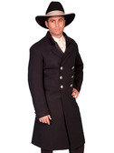 Double Breasted Frock Coat Mens
