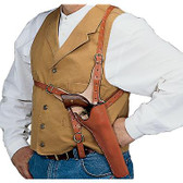 Doc Holliday Shoulder Holster