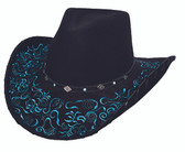 DREAM COME TRUE  Felt Cowboy hat by Bullhide® Hats.   Cowboy hat by Bullhide® Hats.