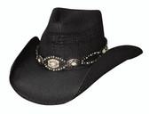 EVENIN GLOW Straw Cowboy Hat by Bullhide® Hats.