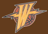 G.S. Warriors NBA Buckle - 4-1/2* x 2-1/4""