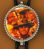 Good Bad and The Ugly Bolo Tie (Clint Eastwood)