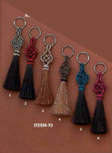 HORSEHAIR KEY CHAINS