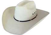 30X EXTRA FINE PALM LEAF Cowboy Hat WITH BLACK IMITATION LEATHER Cowboy Hat BAND