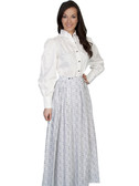 Ladies Day Dress Off White Botton Only