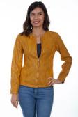 Butterscotch fashion forward jacket