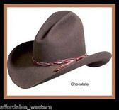 Lonesome Dove Gus' Cowboy Hat - Made in the USA by Rodeo King