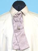 Morgans Puff  Silk Tie Taupe