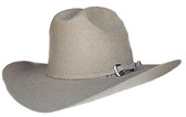 Montery Grey Dress Cowboy Hat
