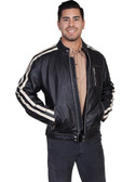 New Mens Leather Jackets 62406
