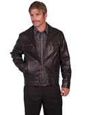 New Mens Leather Jackets 62388