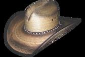 Alamo Palm Hat with Gavilan Crown
