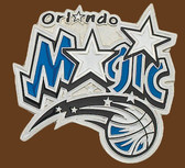 "Orlando Magic NBA Buckle  3"" x 3"""