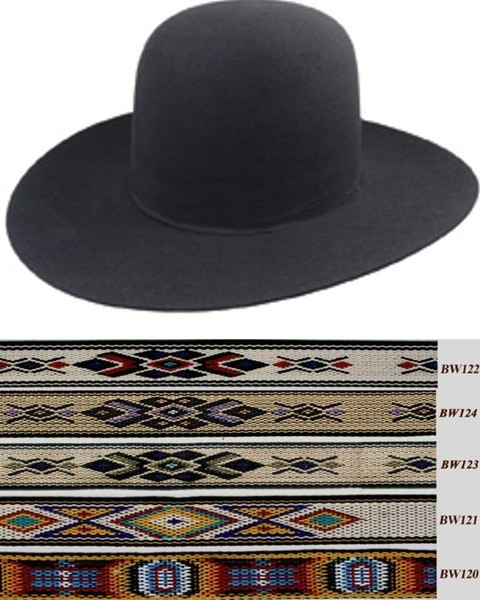 d85af69718b BILLY JACK HAT Made In The USA by Rodeo King. Image 1. Loading zoom