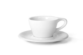 Lino Cappuccino Double 6 oz Cup & Saucer