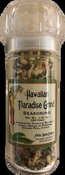 Hawaiian Paradise Grind Seasoning -  1.41 oz. Refillable Grinder