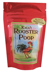 Rooster Poop Shipping Disclaimer: This product may melt, if you live in a hot climate, we do not provide ice or refrigeration, recommend ordering during colder months of the year to avoid melting.
