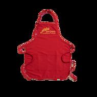 Red & Yellow Aloha Spice Company Apron