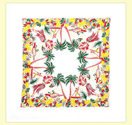 Lovely Oahu Tablecloth