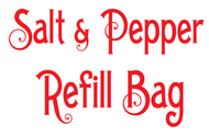 Pepper & Hawaiian Salt 2.29 oz. Refill Bag