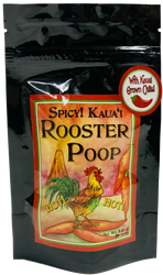 Spicy Rooster Poop Shipping Disclaimer: This product may melt, if you live in a hot climate, we do not provide ice or refrigeration, recommend ordering during colder months of the year to avoid melting.