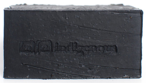 Lord Vetiver Soap-5oz  VETIVER. ITS ROOTS ARE SACRED, DEEP, AND FRAGRANT. VETIVER WILL FIND YOU AND CHANGE THE WAY YOU LOVE. IT ROOTS DEEP, LIKE A BRIDGE OF HEALING FROM PAST TO PRESENT.   Ingredients: Saponified Coconut, Palm, Olive, and Castor Oil. Olive Oil. Glycerine. Bamboo Activated Charcoal. Vetiver Root. Rosemary Essential Oil. Grapefruit Essential Oil. Vetiver Essential Oil. Rosemary Resin. Vitamin E.      Chrysopogon zizanioides, commonly known as Vetiver, is indigenous to India. It has been used for hundreds of years in medicine and purification. In Hawai'i it is grown to reclaim the soil because its roots can pull impurities from the ground and detox the land. Similarly it acts as a tonic on your skin by reducing inflammation, and maintaining optimal health.  This soap contians ground Big Island Vetiver Root and  Bamboo Activated Charcoal to create a next level cleansing soap.