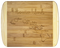 "SKU#6932  Hawaiian Islands Bamboo Cutting Board  Celebrate The Hawaiian Islands with this bamboo serving and cutting board featuring laser-engraved artwork of the Hawaiian Island Chain - features light bamboo accents on the left and right sides of the cutting board.   Board measures 8-1/2"""" x 11"" x 5/8"""