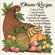 Ohana Recipe