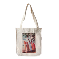 Surf More Worry Less - Kauai Canvas Tote - Front