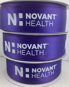 Purple Personalized Ribbon
