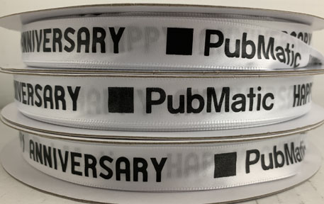 Personalized Ribbon