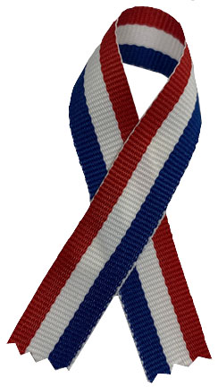 Patriotic Awareness Ribbon